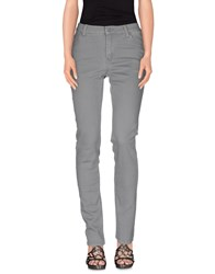Cheap Monday Denim Denim Trousers Women Grey
