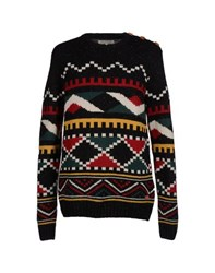 Anerkjendt Knitwear Jumpers Men Black