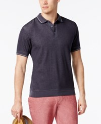 Weatherproof Ryan Seacrest Distinction Rio Collection Polo Only At Macy's Navy