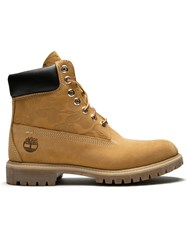 Timberland Undefeated X Bape 6 Inch Boot Yellow