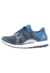 Adidas Performance Pureboost Xpose Neutral Running Shoes Midnight Grey Core Blue Easy Blue