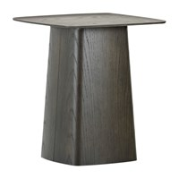 Vitra Wooden Side Table Black