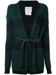 Stephan Schneider Cry Cardigan Women Cotton Wool Xs Green