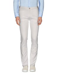 Brooksfield Trousers Casual Trousers Men White