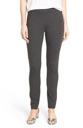 Nydj Women's Stretch 'Jodie' Ponte Leggings Charcoal