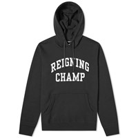 Reigning Champ Ivy League Hoody Black