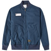 Wtaps Union Jacket Blue