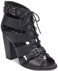 G By Guess Portlyn Dress Sandals Black