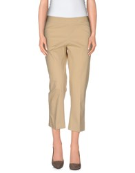 Moschino Cheap And Chic 3 4 Length Shorts Beige