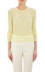 Tomorrowland Tissue Weight Sweater Yellow