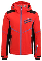 Icepeak Nick Winter Jacket Coral Red