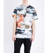 Blood Brother Jetson Cotton Jersey T Shirt All Over Print