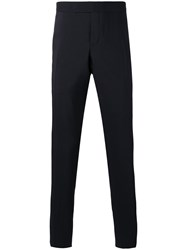 Thom Browne Tailored Trousers Men Wool 3 Blue