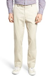 Peter Millar Men's 'Raleigh' Washed Twill Pants Light Sand