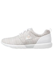 Le Coq Sportif Dynacomf Trainers White Rose Gold