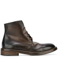 Marsell 'Moro' Boots Brown