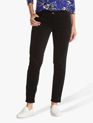 Betty Barclay Slim Fit Brushed Cotton Jeans Black