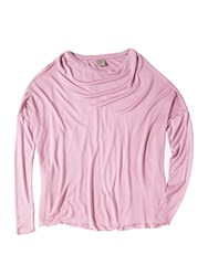 Bench Synonyms Long Sleeve Top Purple