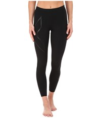 2Xu Elite Mcs Thermal Compression Tights Black Nero Women's Workout