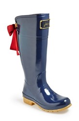 Women's Joules 'Evedon' Rain Boot French Navy
