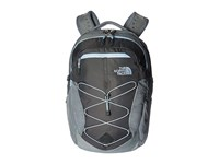 The North Face Women's Borealis Graphite Grey Chambray Blue Backpack Bags Black