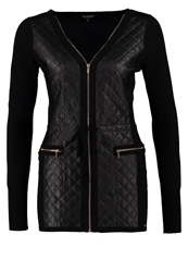 Morgan Meche Cardigan Noir Black