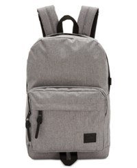 8b454ffb3bb2 Steve Madden Space Dyed Dome Backpack Gray