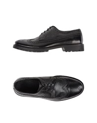 Jack And Jones Jack And Jones Lace Up Shoes Black