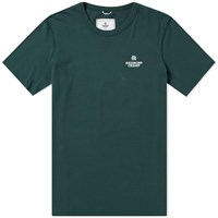 Reigning Champ Chest Logo Tee Green