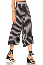 Lovers Friends X Revolve Chica Cropped Pants Black