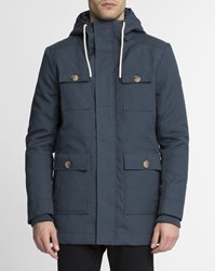 Revolution Blue Waterproof 7446 Parka