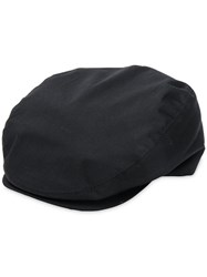 Dolce And Gabbana Baker Boy Hat Black
