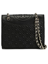 Tory Burch 'Fleming' Crossbody Bag Black