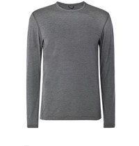 Reigning Champ Deltapeak Stretch Jersey T Shirt Charcoal