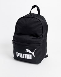Puma Phase Small Backpack In Black