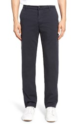 Ag Jeans Men's Slim Fit Khaki Chinos Naval Blue