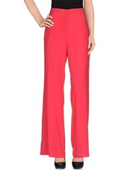 A'biddikkia Trousers Casual Trousers Women Fuchsia
