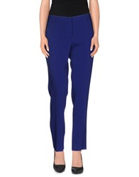 Aquilano Rimondi Aquilano Rimondi Trousers Casual Trousers Women Bright Blue