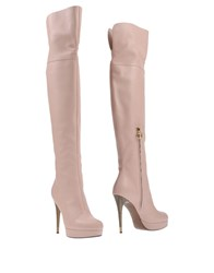Dibrera By Paolo Zanoli Boots Light Pink