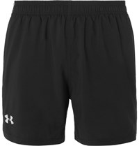 Under Armour Shell Running Shorts Charcoal