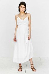 Raga Beach Maxi Dress White
