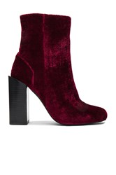 Jeffrey Campbell Stratford Booties Wine