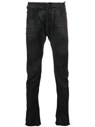 Masnada Slim Fit Jeans Black