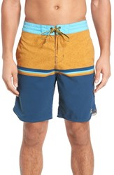 Billabong Fifty50 Low Tide Swim Trunks Mustard