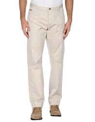 Guess By Marciano Trousers Casual Trousers Men Light Grey