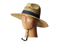 Columbia Wrangle Mountain Hat Straw Navy Traditional Hats Khaki