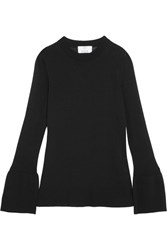 Allude Knitted Sweater Black