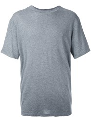 Alexander Wang T By Plain T Shirt Grey