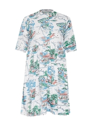 Visvim Lancaster Printed Dress