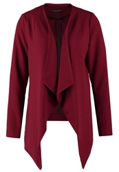 Dorothy Perkins Blazer Wine Bordeaux